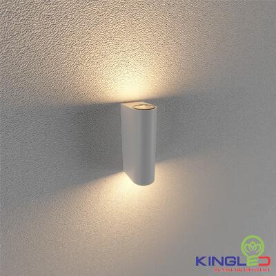 đèn led gắn tường kingled lwa0149b-wh