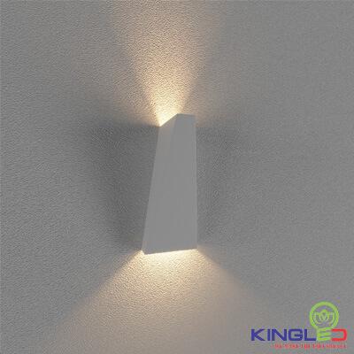 đèn led gắn tường kingled lwa919-wh