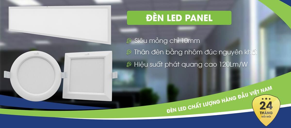 đèn led panel kingled