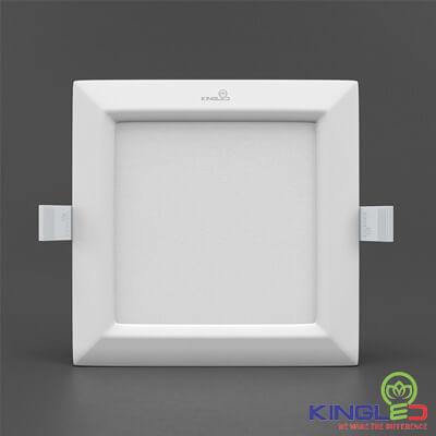 đèn led panel kingled vuông 9w