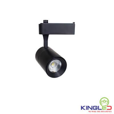 đèn led rọi ray kingled sapphire 7w vỏ đen