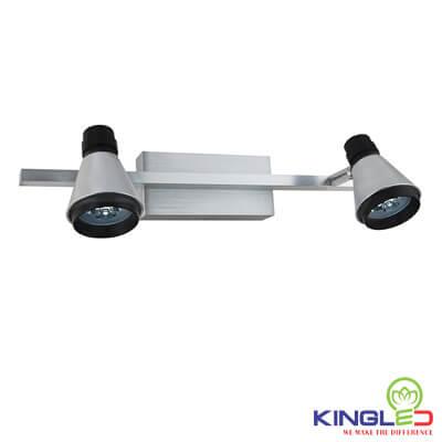 đèn rọi tranh kingled lt2002-2bk