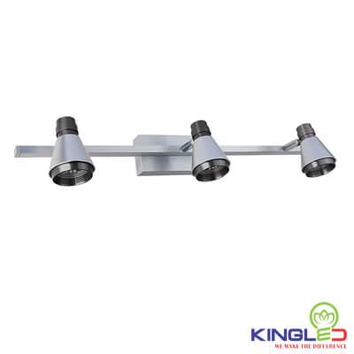 đèn rọi tranh kingled lt2002-3bk