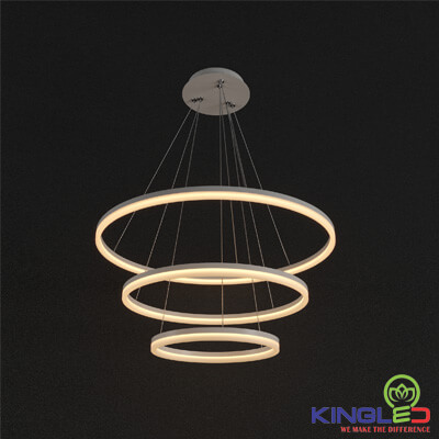đèn thả led kingled pl0081003a
