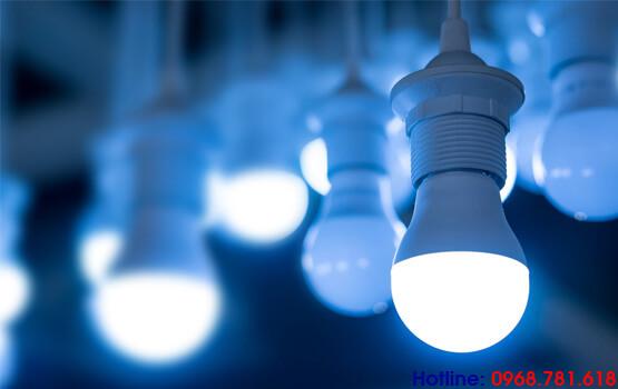 bóng đèn led tắt rồi vẫn nhấp nháy