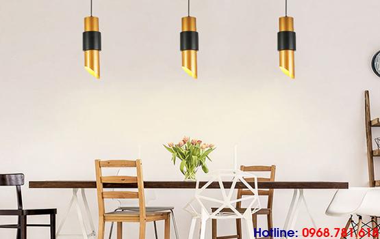 đèn trang trí bàn ăn tại hà nội