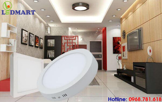 đèn led ốp trần kingled